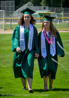 6435 Vashon Island High School Graduation 2015 061315
