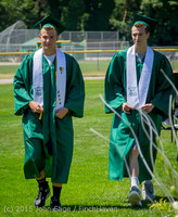 6442 Vashon Island High School Graduation 2015 061315