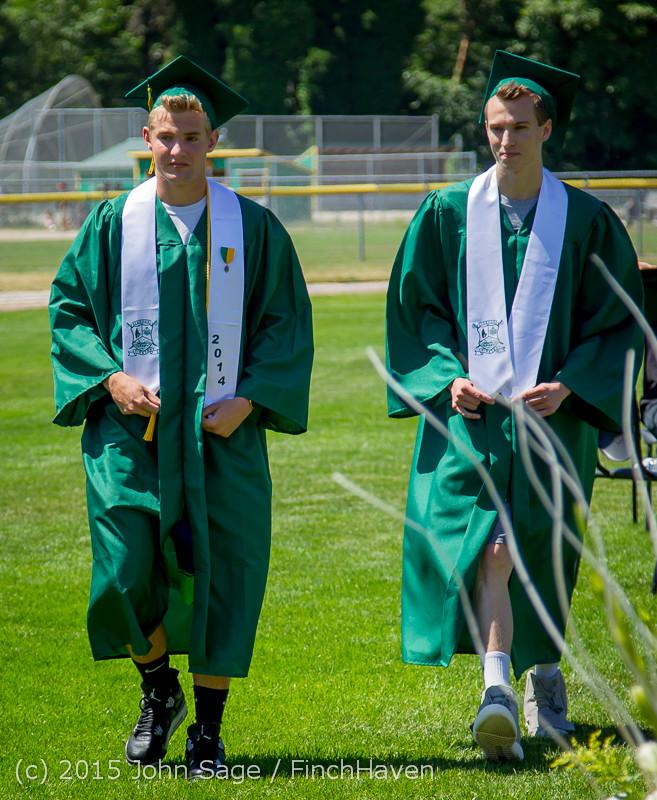 6442 Vashon Island High School Graduation 2015 061315