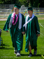 6447 Vashon Island High School Graduation 2015 061315