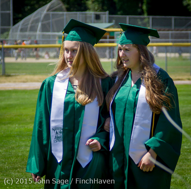 6460-a Vashon Island High School Graduation 2015 061315