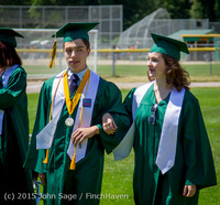 6463-a Vashon Island High School Graduation 2015 061315