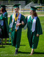 6463 Vashon Island High School Graduation 2015 061315