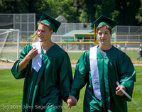 6467-a Vashon Island High School Graduation 2015 061315