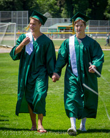 6467 Vashon Island High School Graduation 2015 061315