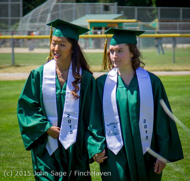 6473-a Vashon Island High School Graduation 2015 061315