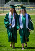 6473 Vashon Island High School Graduation 2015 061315