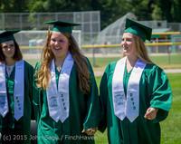 6484-a Vashon Island High School Graduation 2015 061315