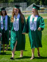 6484 Vashon Island High School Graduation 2015 061315