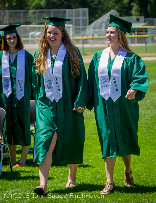 6484 Vashon Island High School Graduation 2015 061315