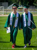 6488 Vashon Island High School Graduation 2015 061315