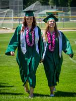 6493 Vashon Island High School Graduation 2015 061315