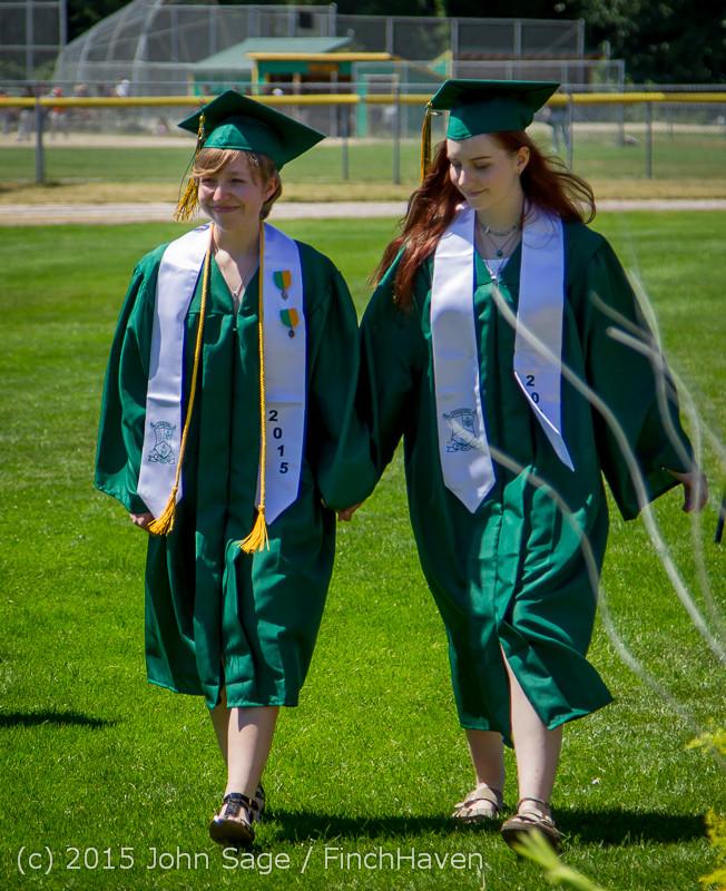6500 Vashon Island High School Graduation 2015 061315