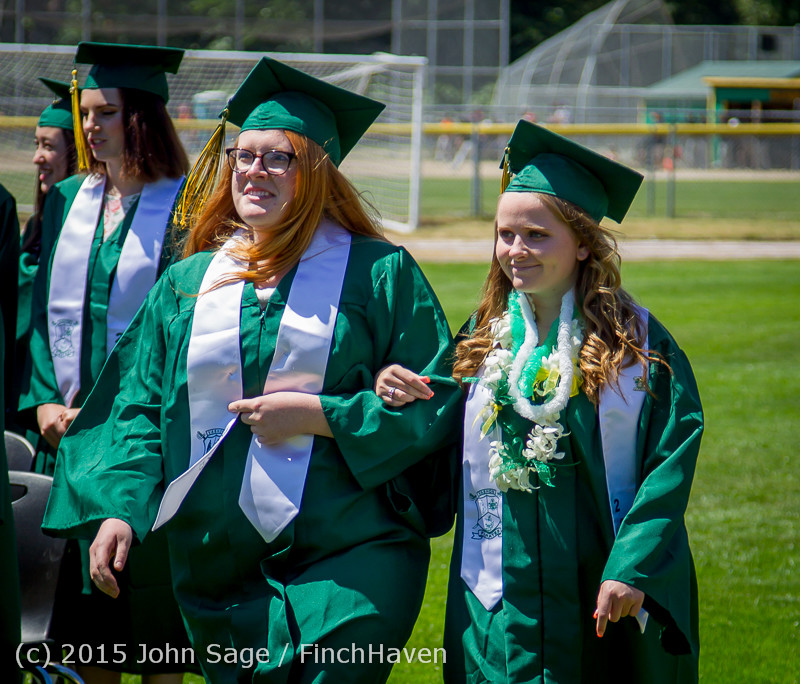 6503-a Vashon Island High School Graduation 2015 061315