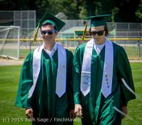 6506-a Vashon Island High School Graduation 2015 061315