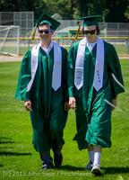6506 Vashon Island High School Graduation 2015 061315