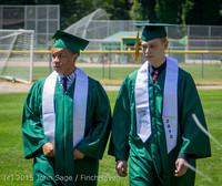 6511-a Vashon Island High School Graduation 2015 061315
