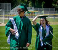 6515-a Vashon Island High School Graduation 2015 061315