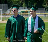 6519-a Vashon Island High School Graduation 2015 061315