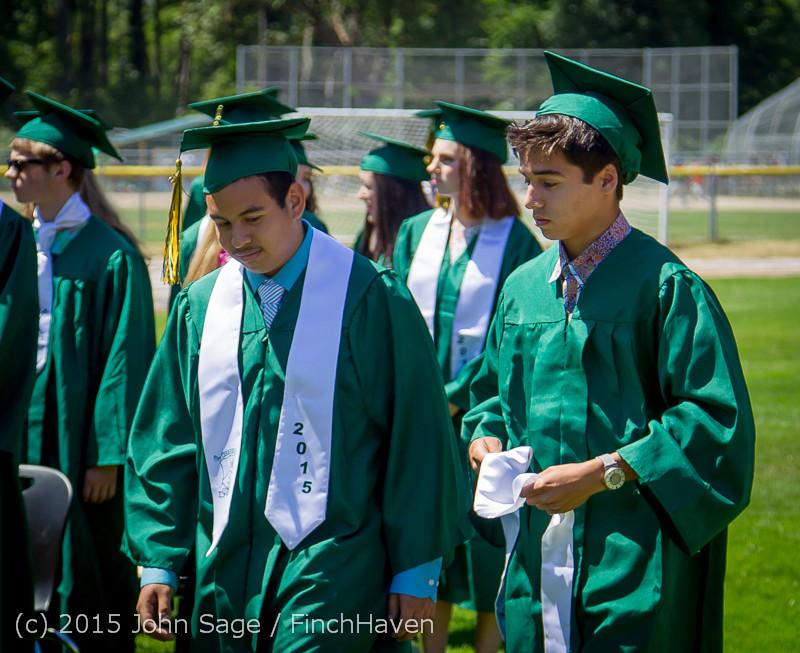 6525-a Vashon Island High School Graduation 2015 061315