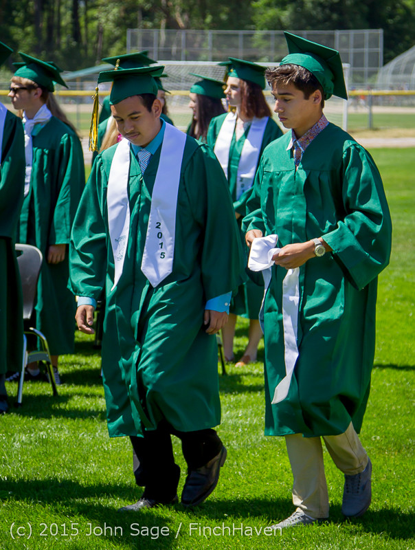 6525 Vashon Island High School Graduation 2015 061315