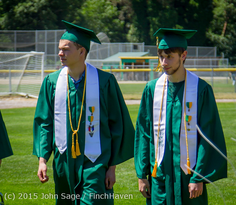 6528-a Vashon Island High School Graduation 2015 061315