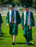 6528 Vashon Island High School Graduation 2015 061315