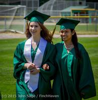 6537-a Vashon Island High School Graduation 2015 061315