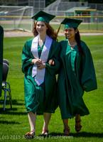6537 Vashon Island High School Graduation 2015 061315