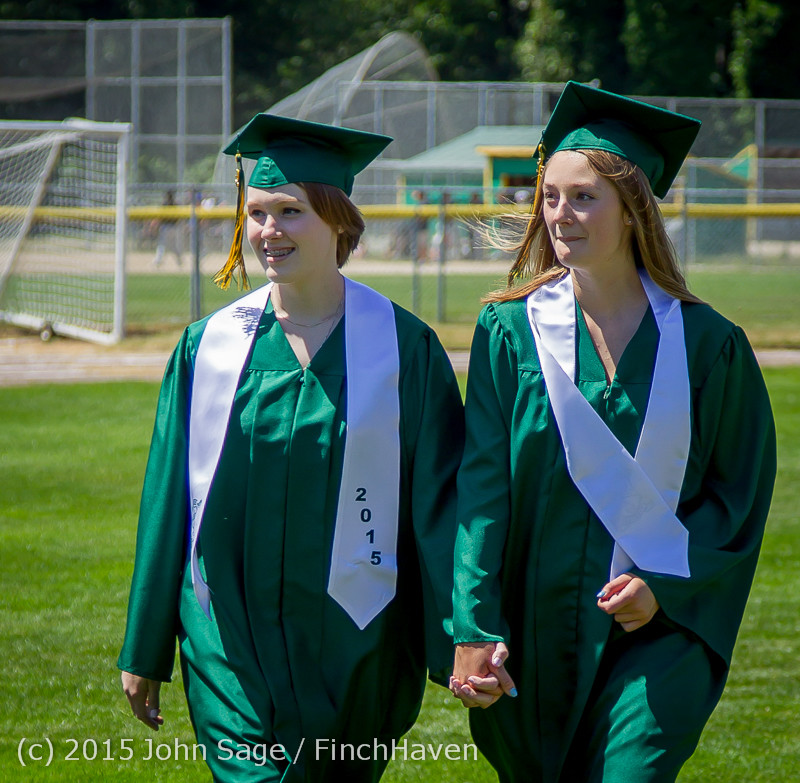 6546-a Vashon Island High School Graduation 2015 061315