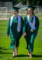 6546 Vashon Island High School Graduation 2015 061315
