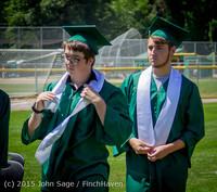 6551-a Vashon Island High School Graduation 2015 061315
