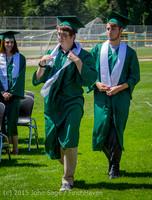 6551 Vashon Island High School Graduation 2015 061315