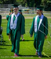 6556 Vashon Island High School Graduation 2015 061315