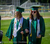 6558-a Vashon Island High School Graduation 2015 061315