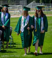 6558 Vashon Island High School Graduation 2015 061315