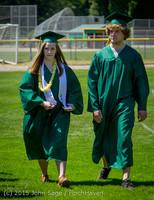 6566 Vashon Island High School Graduation 2015 061315