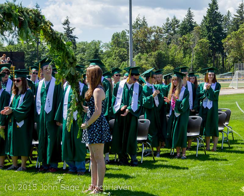 6575 Vashon Island High School Graduation 2015 061315