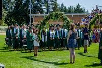 6576 Vashon Island High School Graduation 2015 061315
