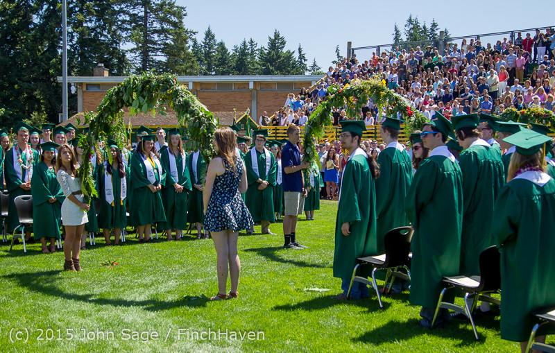 6577 Vashon Island High School Graduation 2015 061315