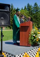 6579 Vashon Island High School Graduation 2015 061315