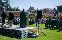 6584 Vashon Island High School Graduation 2015 061315