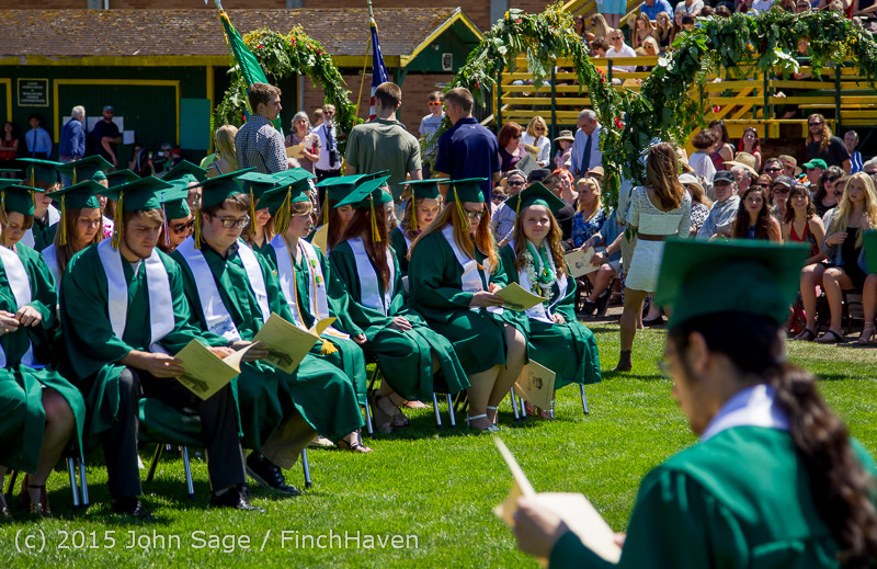 6596 Vashon Island High School Graduation 2015 061315