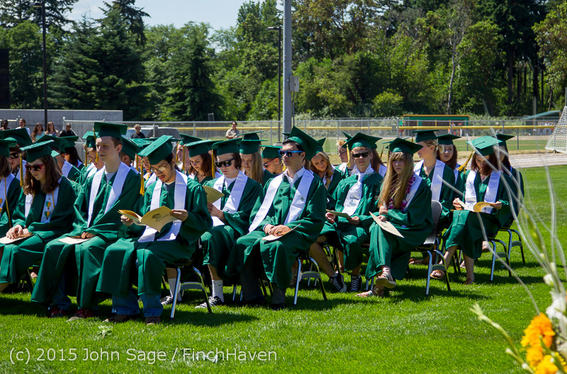 6597 Vashon Island High School Graduation 2015 061315