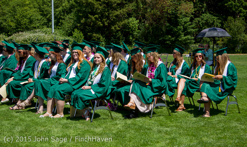 6606 Vashon Island High School Graduation 2015 061315