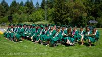 6607 Vashon Island High School Graduation 2015 061315
