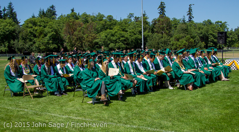 6608 Vashon Island High School Graduation 2015 061315