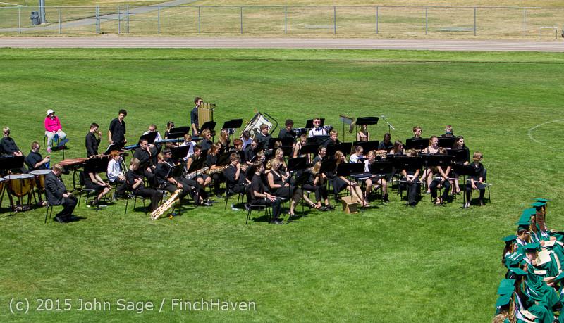 6609 Vashon Island High School Graduation 2015 061315