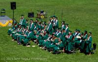6632 Vashon Island High School Graduation 2015 061315