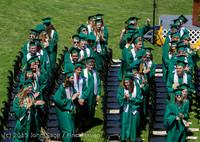 6665 Vashon Island High School Graduation 2015 061315